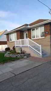 3 Bedroom Bungalow for rent in Oshawa