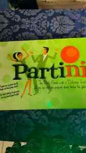 PARTINI ADULT PARTY GAME NEW