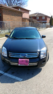 2009 Ford fusion sel 2.3L 4 cylinder safety and emission