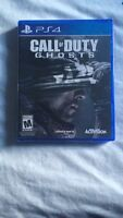 Call of duty ghost. STILL IN THE WRAPPER!!