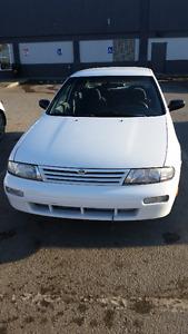 1997 Nissan Altima SE Sedan