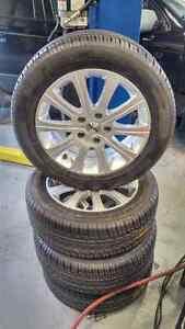 Brand New Tires and rims 16 inch  London Ontario image 2