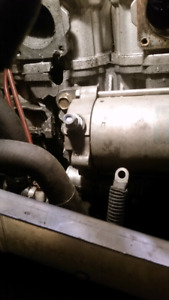 Wanted : 600 etec skidoo engine / parts
