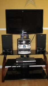 Television Stand and TV