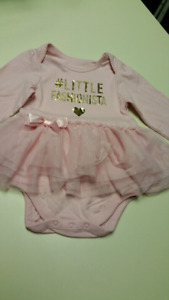 12 to 18 Months...Baby Girl fancy Dress..NEW WITH TAGS