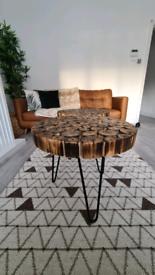 Solid Wood Tea Table
