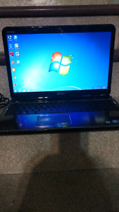 Dell 15 inch with SSD