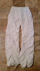 Lululemon Dance Studio pants-size 4