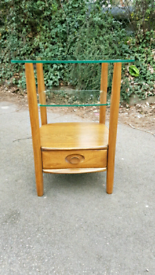 Ercol side table table in mint condition