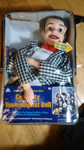 "30"" Jimmy Nelson's Danny O'Day Ventriloquist Dummy"