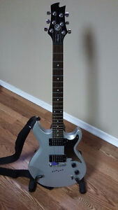 Cort Z 22 Electric Guitar and Park AMP.