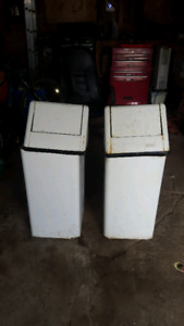 Metal Commercial Garnage Cans