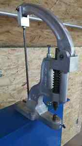 Rivet foot press Stratford Kitchener Area image 2
