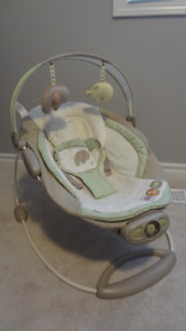 Bright Starts InGenuity Automatic Baby Bouncer Chair - Shiloh