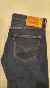 Jean Levis 501. Taille W34 L32