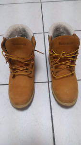 Ladies Timberland Boots size 9