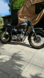 2 1967 triumph bonneville projects (2) package deal
