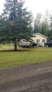 Beautiful cottage for sale in Long Lake Manitoba