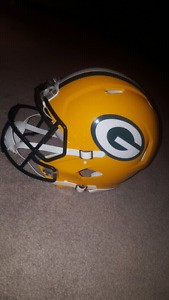Green Bay Packers Helmet Brand New Official NHL