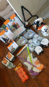 Brand new Halloween crafts and stuffs for kids
