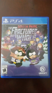 Ps4 fractured but whole south park