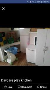 DAYCARE kitchen