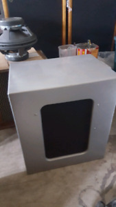 ALTEC 604e vintage speakers with 612 cabinet.