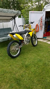 2016 RMZ 250 For Trade or Cash