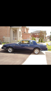 Classic Buick Regal with V8 power and Custom paint