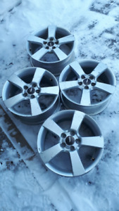 4 mags for TOYOTA COROLLA 16''