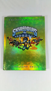 Skylanders Swamp Force Collector Edition Strategy Hard Cover