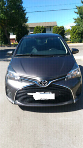 Toyota Yaris  lease take-over Kelowna