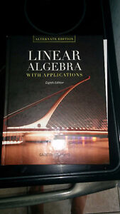L.U. Linear Algebra 8th Ed w application
