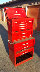 SOLD! Tool Boxs and Chest...