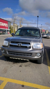 2006 Toyota Sequoia Limited Price Reduced