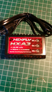 Hexfly lipo charger