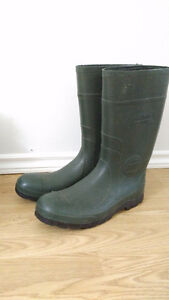Strudy Rubber Boots