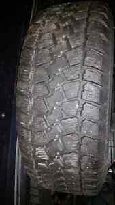 215/60R15 M+S SNOWBLAZE Winter tires