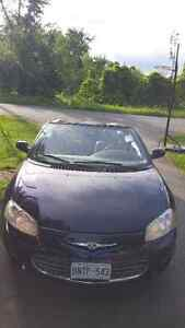Still time ! - Sebring Limited Convertible 2002