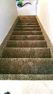 Carpet for stairs $180 includes carpet,pad, and installatio London Ontario image 8