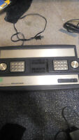 Old Intellivision for 25.00. Good condition.
