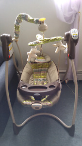 Graco Swing New $60 Firm