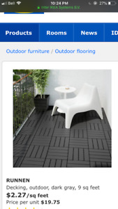 Looking for Runnen Ikea floor dark gray