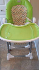 Used KIdiway Baby High Chair