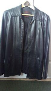 Danier Black Fingertip Jacket