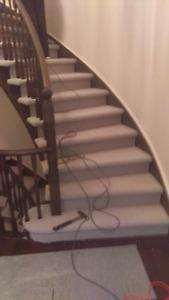 Carpet Installations. 647-994-4446.