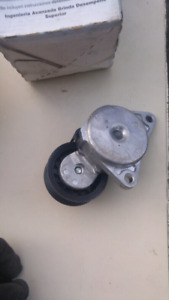 Ford focus belt tensioner