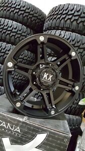 NEW!! 18 AND 20 INCH AVAILABLE! 5, 6 AND 8 LUG ALL SIZES!
