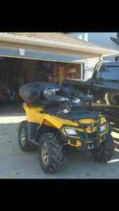 Good hunting quad or family ride