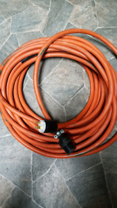 2 separate Marine Extension Cords